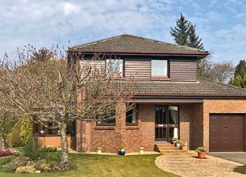 Thumbnail 4 bedroom detached house for sale in Woodlands Park, Blairgowrie, Perth And Kinross