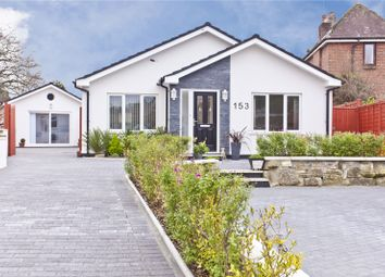 Thumbnail 4 bed detached bungalow for sale in Lake Road, Hamworthy, Poole
