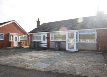 Thumbnail 1 bed terraced bungalow for sale in Eastpines Drive, Thornton-Cleveleys