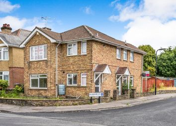 Thumbnail 2 bed flat for sale in Whitworth Crescent, Southampton