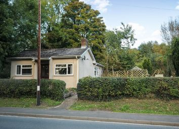 Thumbnail 2 bed detached bungalow for sale in Fron, Crossgates, Llandrindod Wells