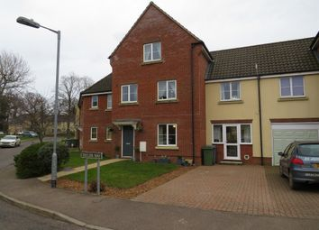 Thumbnail 5 bed detached house for sale in Taylor Way, Little Plumstead, Norwich