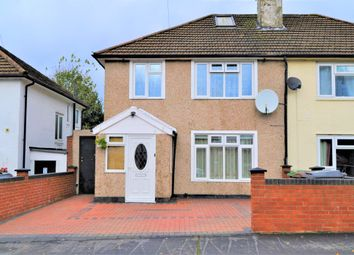 Thumbnail 3 bed semi-detached house to rent in Beethoven Road, Elstree