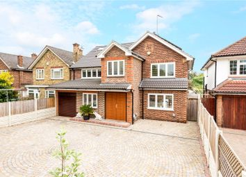 Thumbnail 7 bed detached house for sale in The Avenue, Sunbury-On-Thames, Surrey