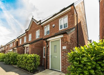Thumbnail 3 bed end terrace house for sale in Spinner Mews, Ormskirk