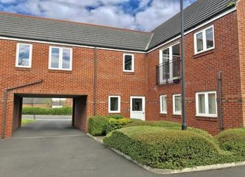 Thumbnail 2 bed flat to rent in Cheddleton Road, West Timperley, Altrincham