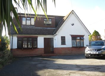 Thumbnail 3 bed detached house for sale in St. Catherines Road, Southbourne, Bournemouth