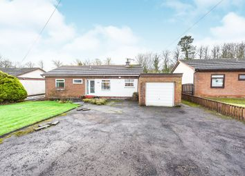 Thumbnail 3 bedroom detached bungalow for sale in Milton Road, Kilbirnie