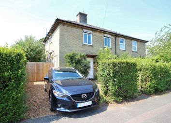 Thumbnail 3 bed semi-detached house to rent in Garlic Row, Cambridge