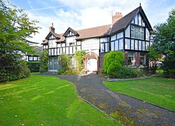5 bed detached house for sale in Park Road, Cheadle Hulme, Cheadle SK8