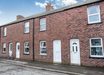 Thumbnail 2 bedroom terraced house for sale in New Street, Silloth, Wigton