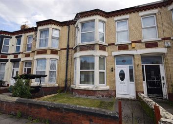Thumbnail 4 bed terraced house to rent in Rudgrave Place, Wallasey, Merseyside