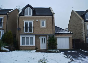 Thumbnail 4 bed detached house to rent in Guardswood, Prudhoe