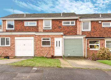 Thumbnail 3 bed terraced house for sale in Chamberlain Gardens, Arborfield Cross, Reading, Berkshire