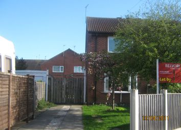 Thumbnail 2 bed semi-detached house to rent in Willow Road, Balderton