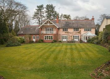 Thumbnail 5 bed detached house for sale in Bradgate Road, Altrincham