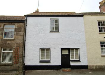Thumbnail 2 bed cottage for sale in Cross Street, Helston