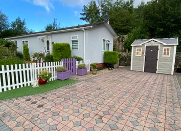 2 bed mobile/park home for sale in Woodlands Residential Park Quakers Yard, Treharris CF46