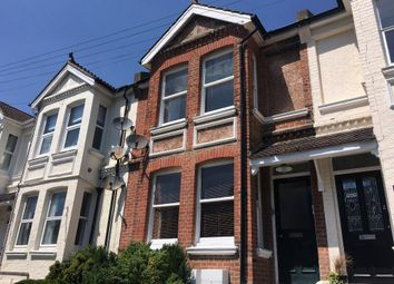 Thumbnail 1 bed flat for sale in Prinsep Road, Hove