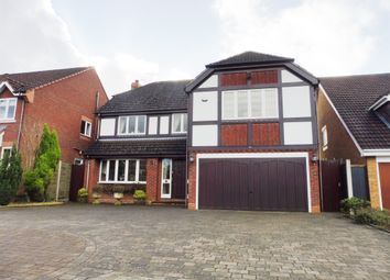 Thumbnail 4 bed detached house for sale in The Meadows, Hagley, Stourbridge