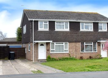 Thumbnail 4 bed semi-detached house for sale in Beaumont Park, Littlehampton