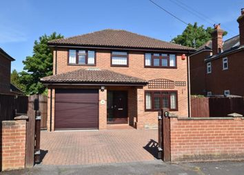 Thumbnail 4 bed detached house for sale in Mortimer Common, Reading