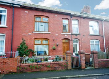 Thumbnail 3 bedroom terraced house for sale in George Street, Cwmcarn, Newport