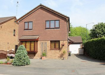 Thumbnail 4 bed detached house for sale in Turton Way, Kenilworth