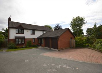 Thumbnail 4 bed detached house for sale in Curwell Close, Spital, Wirral
