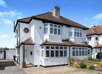 3 bed semi-detached house for sale in Crest View Drive, Petts Wood, Orpington BR5