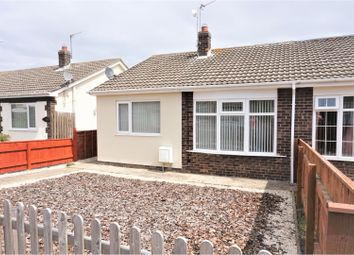 Thumbnail 2 bed semi-detached bungalow for sale in Jendale, Hull
