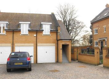 Thumbnail 1 bed maisonette to rent in Manderville Close, Abington, Northampton