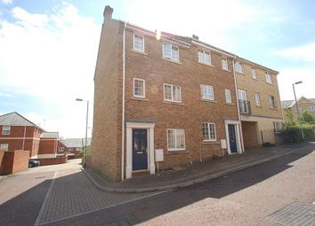Thumbnail 4 bed town house to rent in Bardsley Close, Colchester