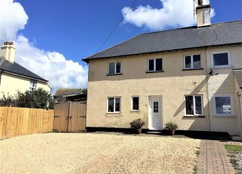 Thumbnail 3 bed semi-detached house for sale in West View Terrace, Dowell Street, Honiton