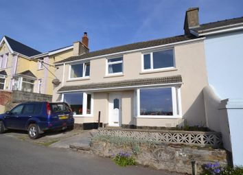 Thumbnail 3 bed semi-detached house for sale in Church Road, Llanstadwell, Milford Haven