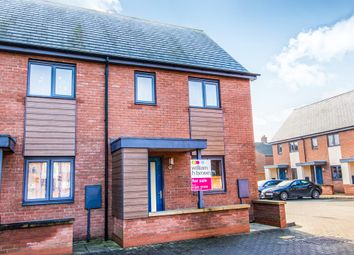 Thumbnail 2 bed end terrace house for sale in White Horse Lane, Boston