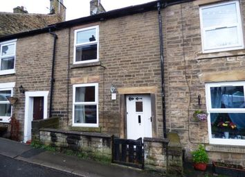 Thumbnail 2 bedroom terraced house for sale in Yeardsley Lane, Furness Vale, High Peak