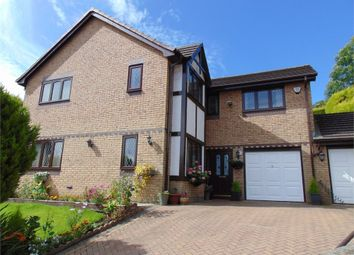 Thumbnail 5 bed detached house for sale in Thanet Lee Close, Cliviger, Burnley, Lancashire