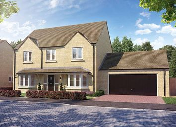 """Thumbnail 4 bed detached house for sale in """"The Blenheim"""" at Church Road, Long Hanborough, Witney"""