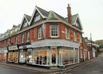 Thumbnail 2 bed flat for sale in High Street, Budleigh Salterton
