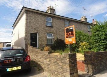 Thumbnail 2 bed end terrace house to rent in Springfield Basin, Wharf Road, Chelmsford