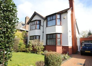 Thumbnail 4 bed detached house for sale in Mather Avenue, Mossley Hill, Liverpool
