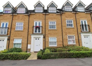 Thumbnail 4 bed terraced house for sale in Lintham Drive, Kingswood, Bristol