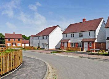 Thumbnail 3 bedroom semi-detached house for sale in Oak Heights, Northiam, Rye, East Sussex
