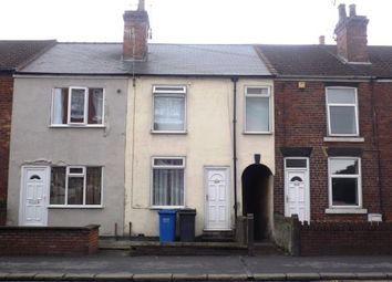 Thumbnail 2 bed terraced house for sale in Chatsworth Road, Brampton, Chesterfield, Derbyshire