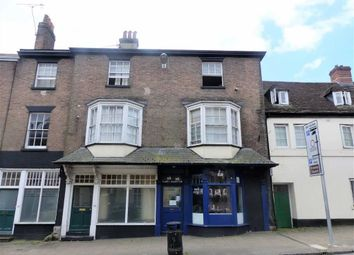 Thumbnail 3 bedroom flat for sale in High East Street, Dorchester, Dorset