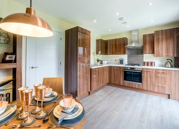 Thumbnail 2 bed flat for sale in Kestrel Way, Perth