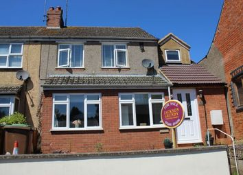 Thumbnail 4 bed terraced house for sale in Lower Green, Walgrave, Northampton