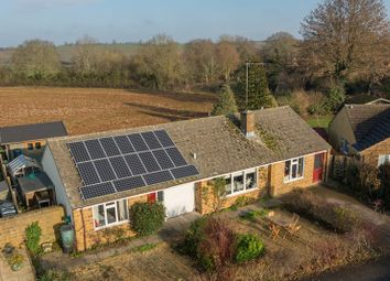 Thumbnail 4 bed detached bungalow for sale in Orchard Road, Hook Norton, Banbury