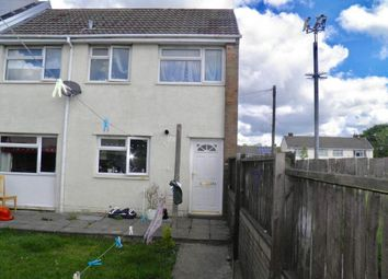 Thumbnail 2 bedroom terraced house to rent in Manor Court, Church Village, Pontypridd